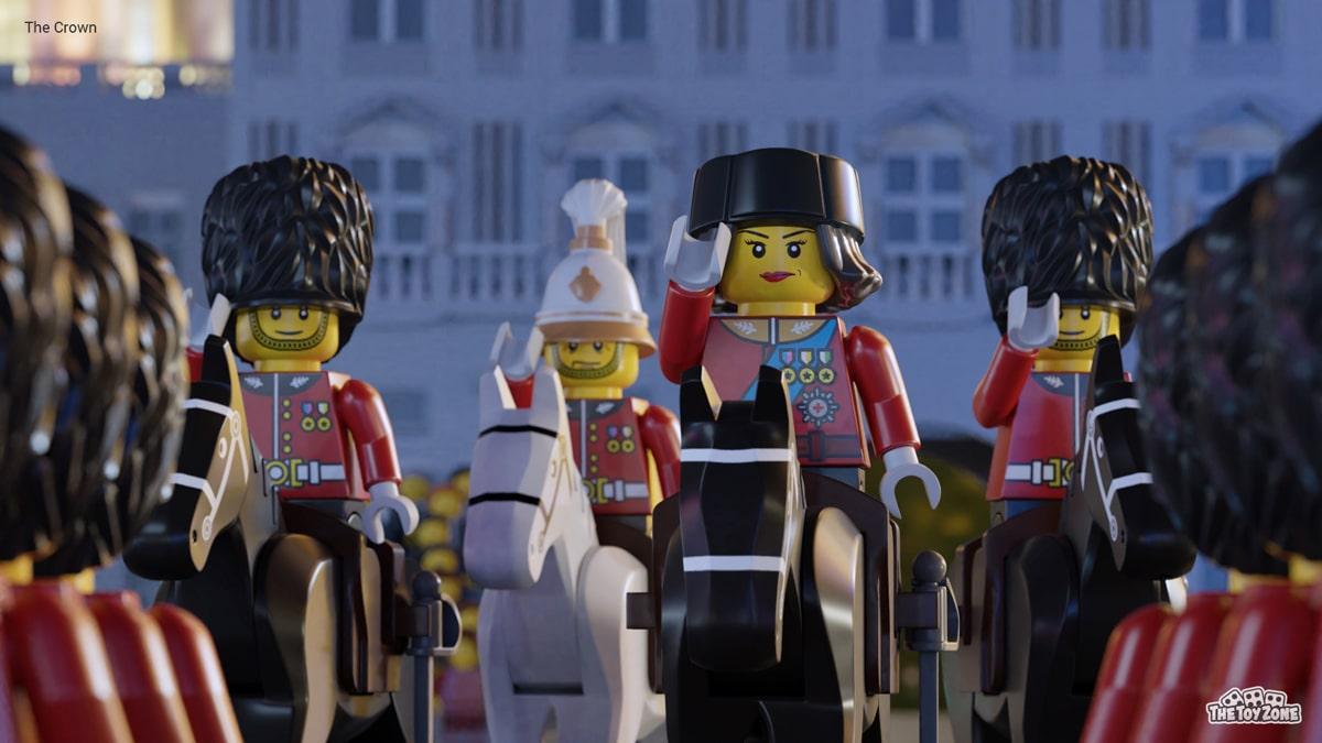 8 serie Netflix ricreate con i mattoncini LEGO thumbnail