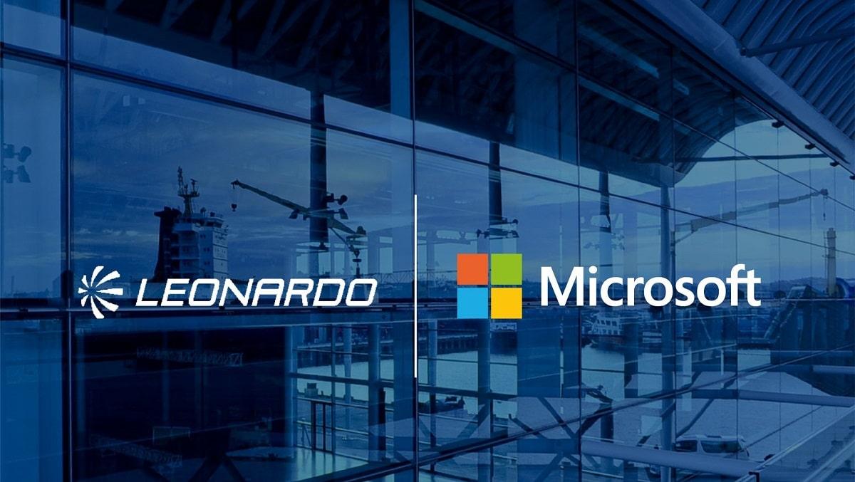 Microsoft e Leonardo uniscono le forze per la digitalizzazione dell'Italia thumbnail