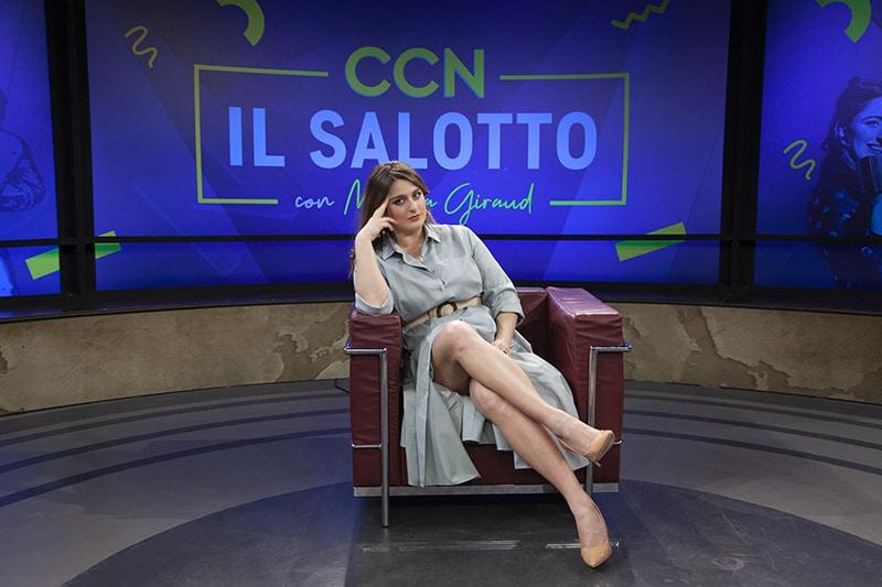 michela giraud salotto comedy central