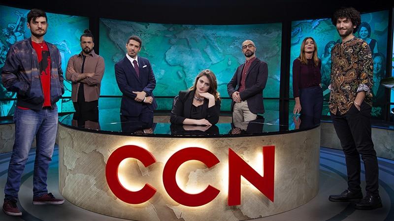 cast ccn settima stagione