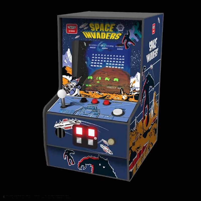 mini cabinato arcade