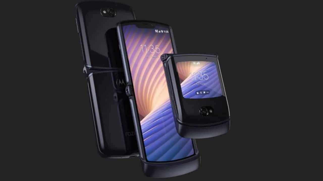 Motorola dedica un'edizione limitata di razr 5G all'Inter campione d'Italia thumbnail