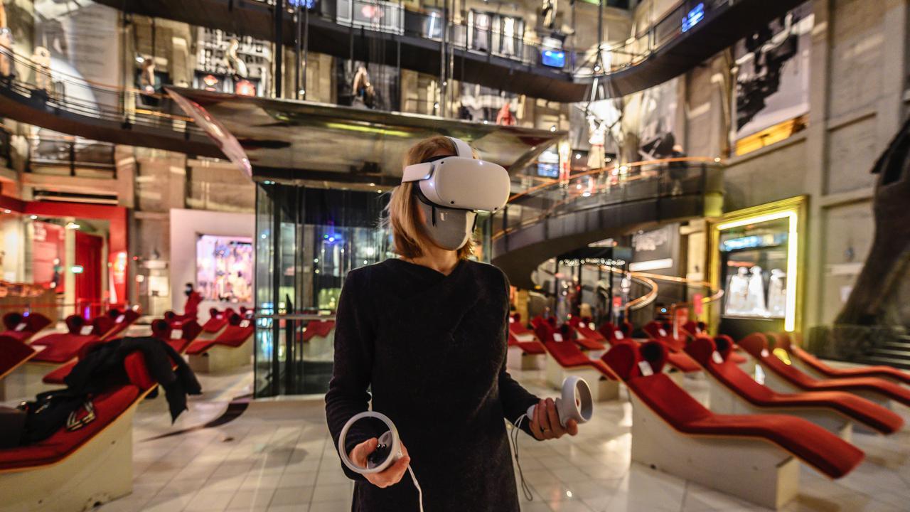 Al Museo del cinema di Torino una sala dedicata alla realtà virtuale thumbnail