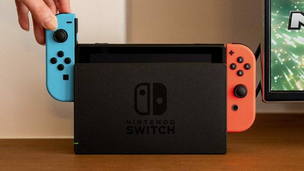 Nintendo Switch successo