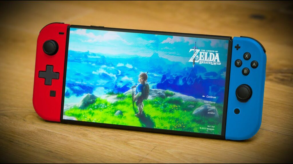 Nintendo Switch Pro caratteristiche