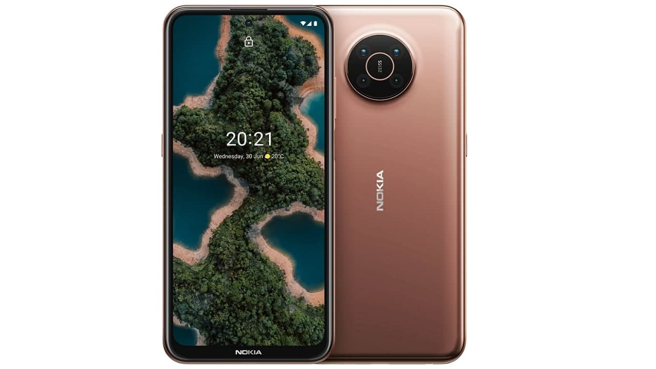 Nokia X20 arriva in Italia: uno smartphone costruito per durare thumbnail