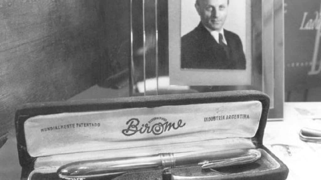 penna Laszlo Biro