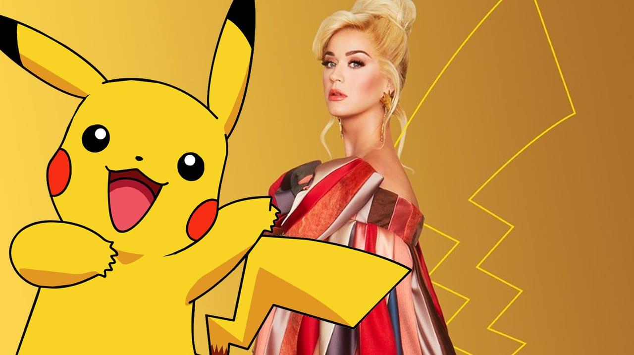 Katy Perry annuncia il brano dedicato al 25° anniversario dei Pokémon thumbnail