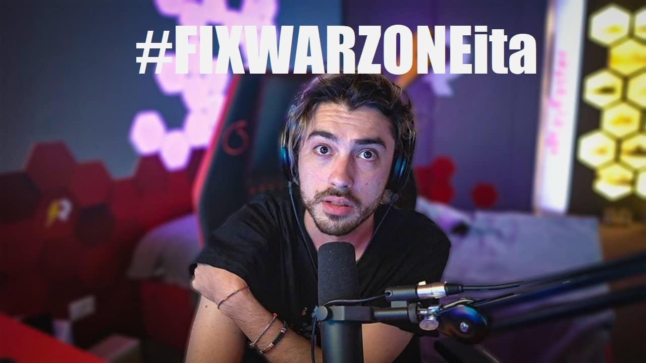 Call of Duty Warzone: l'influencer Pow3r lancia l'ashtag #FIXWARZONEita thumbnail