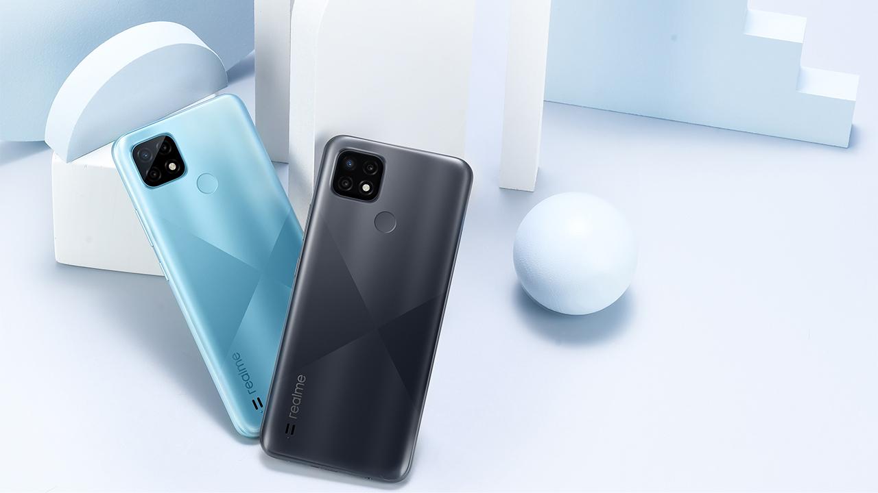 Lo smartphone Realme C21 è ora disponibile in Italia thumbnail