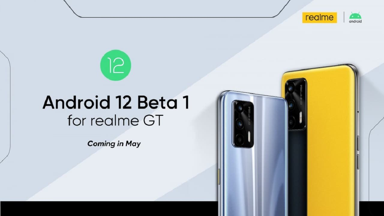 realme GT sarà uno dei primi dispositivi a supportare Android 12 Beta 1 thumbnail