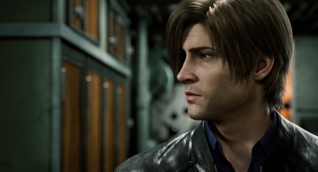 Resident Evil Infinite Darkness uscita