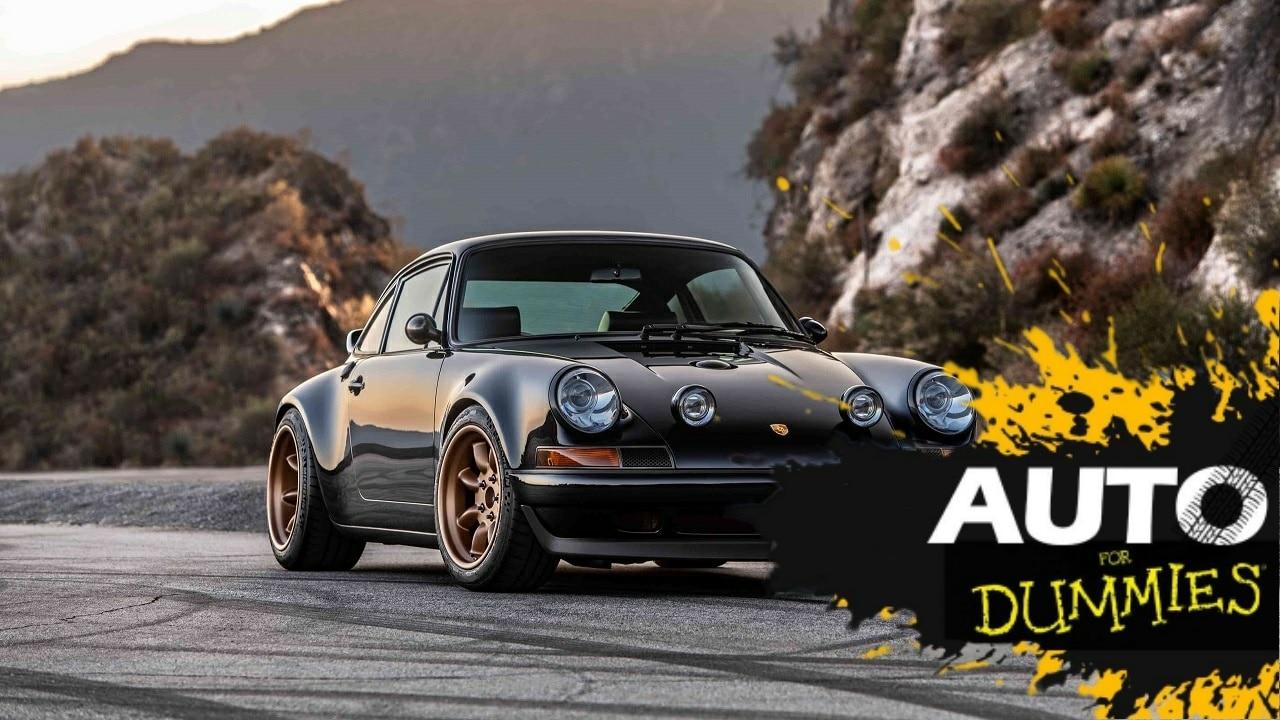 Che cos'è il restomod, l'arte di modernizzare le auto classiche | Auto for Dummies thumbnail
