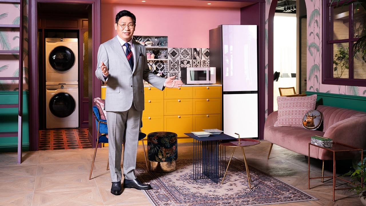 Una nuova visione della casa per Samsung thumbnail
