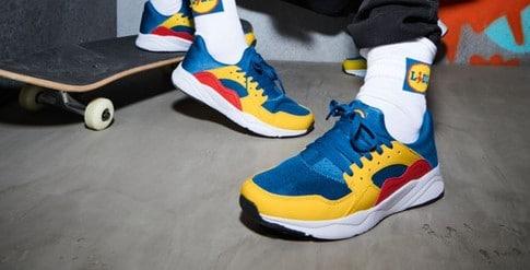 Le scarpe Lidl tornano in vendita: l'assalto ai supermercati thumbnail