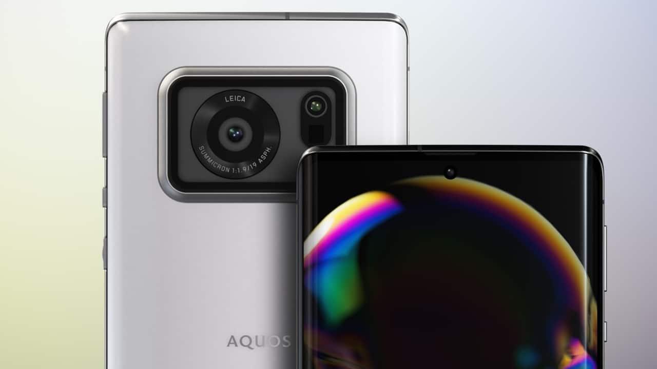 Aquos R6 di Sharp è il primo smartphone dotato di sensore da 1'' thumbnail