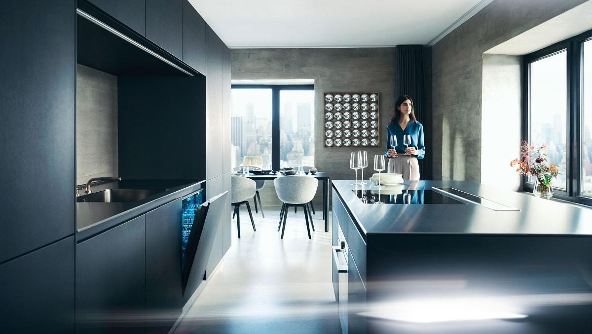 Siemens presenta la nuova generazione delle lavastoviglie studioLine thumbnail