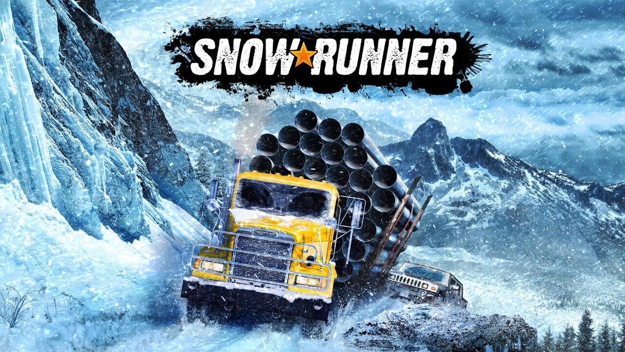 SnowRunner New Frontiers: ecco la stagione 4 del simulatore di guida thumbnail