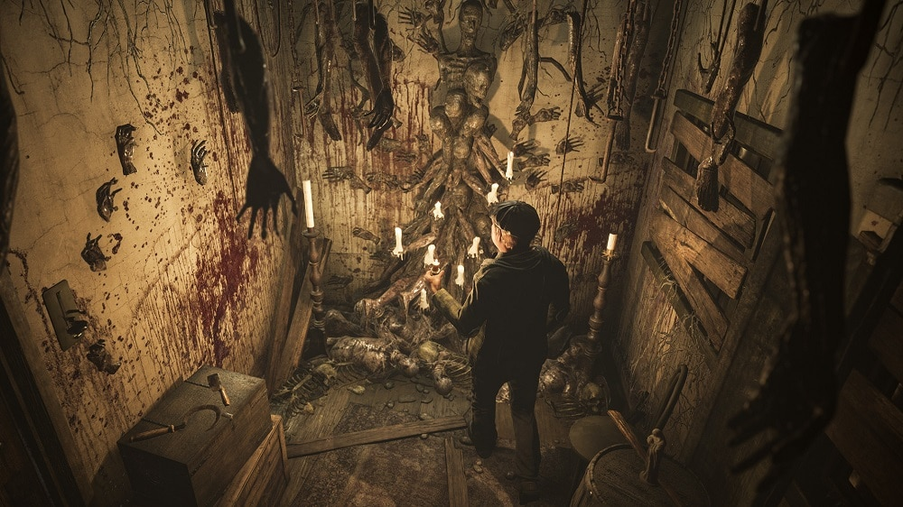 Song of Horror PlayStation 4