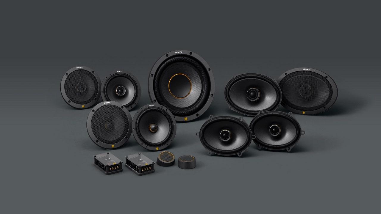 Sony annuncia la linea di sistemi audio per auto Mobile ES thumbnail