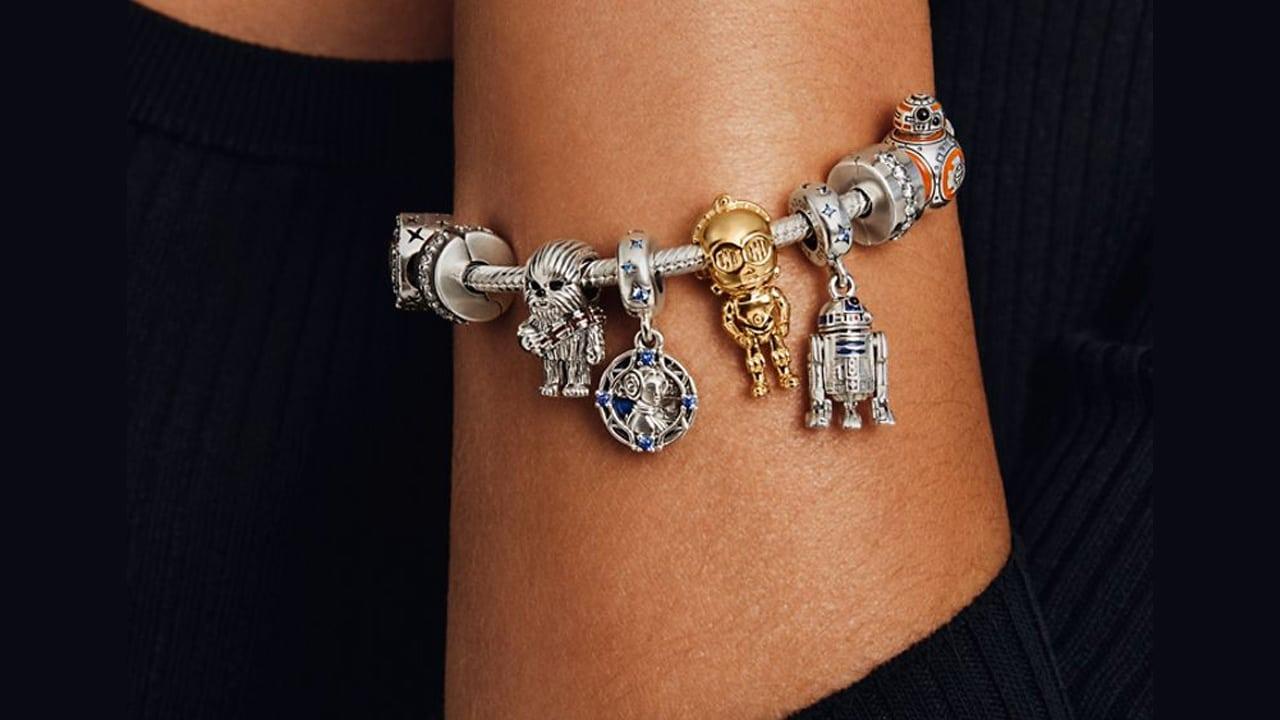 Star Wars x Pandora, la collezione dedicata ai fan della saga thumbnail
