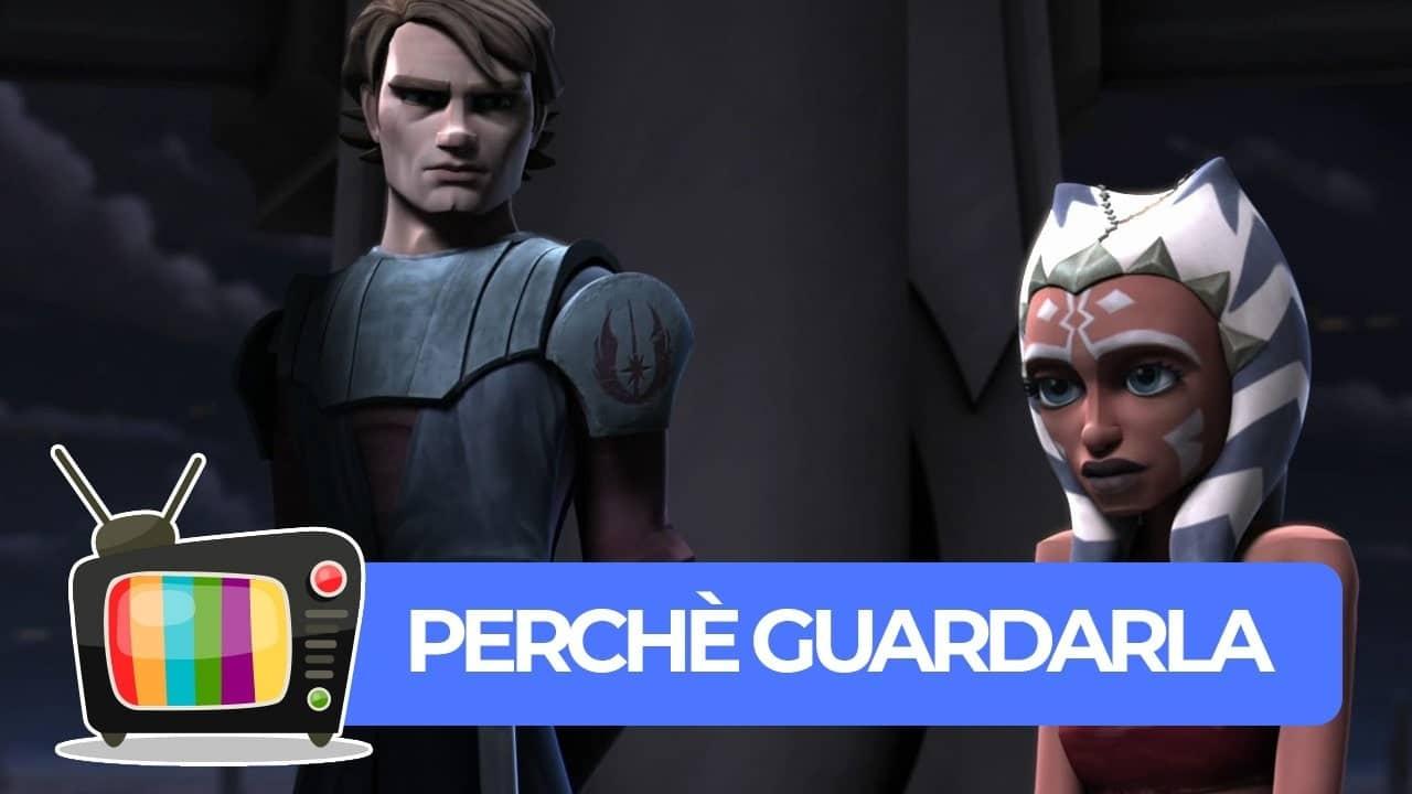 Star Wars: The Clone Wars, il meglio dell'azione animata - Perché guardarla? thumbnail
