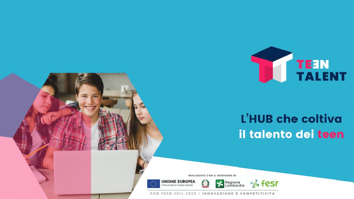 Teen Talent: a Milano uno spazio dedicato a DAD e attività pomeridiane thumbnail