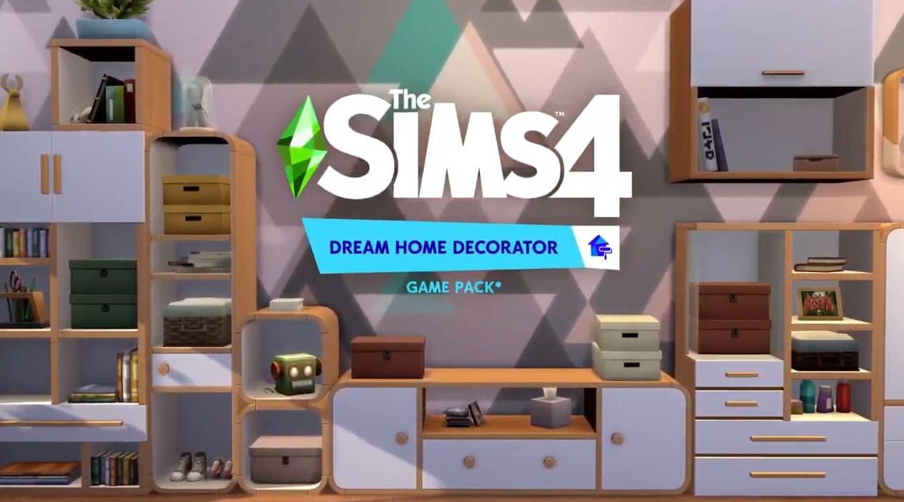 Annunciato il nuovo Game Pack di The Sims 4 Dream Home Decorator thumbnail