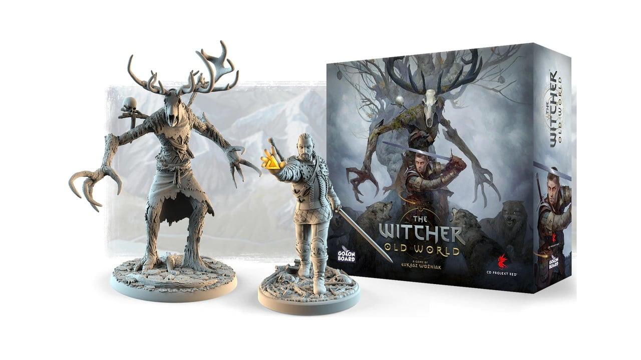 The Witcher Old World è già un successo: più di due milioni di euro raccolti su Kickstarter thumbnail