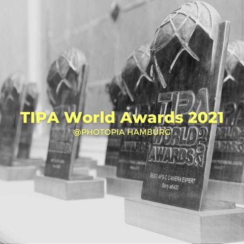 TIPA WORLD AWARDS 2021