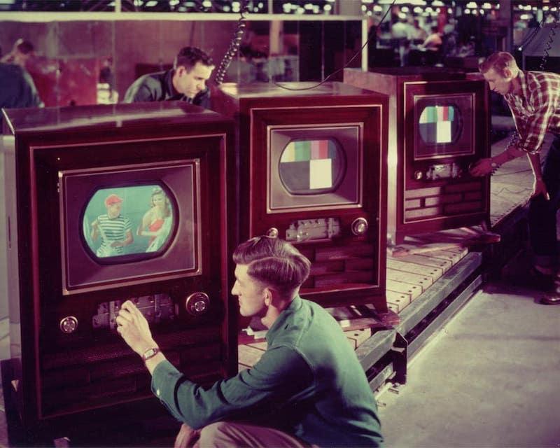 prime tv a colori