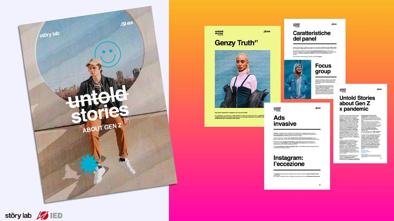 Untold Stories about GenZ: lo studio dedicato all'impatto della pandemia sui giovani thumbnail