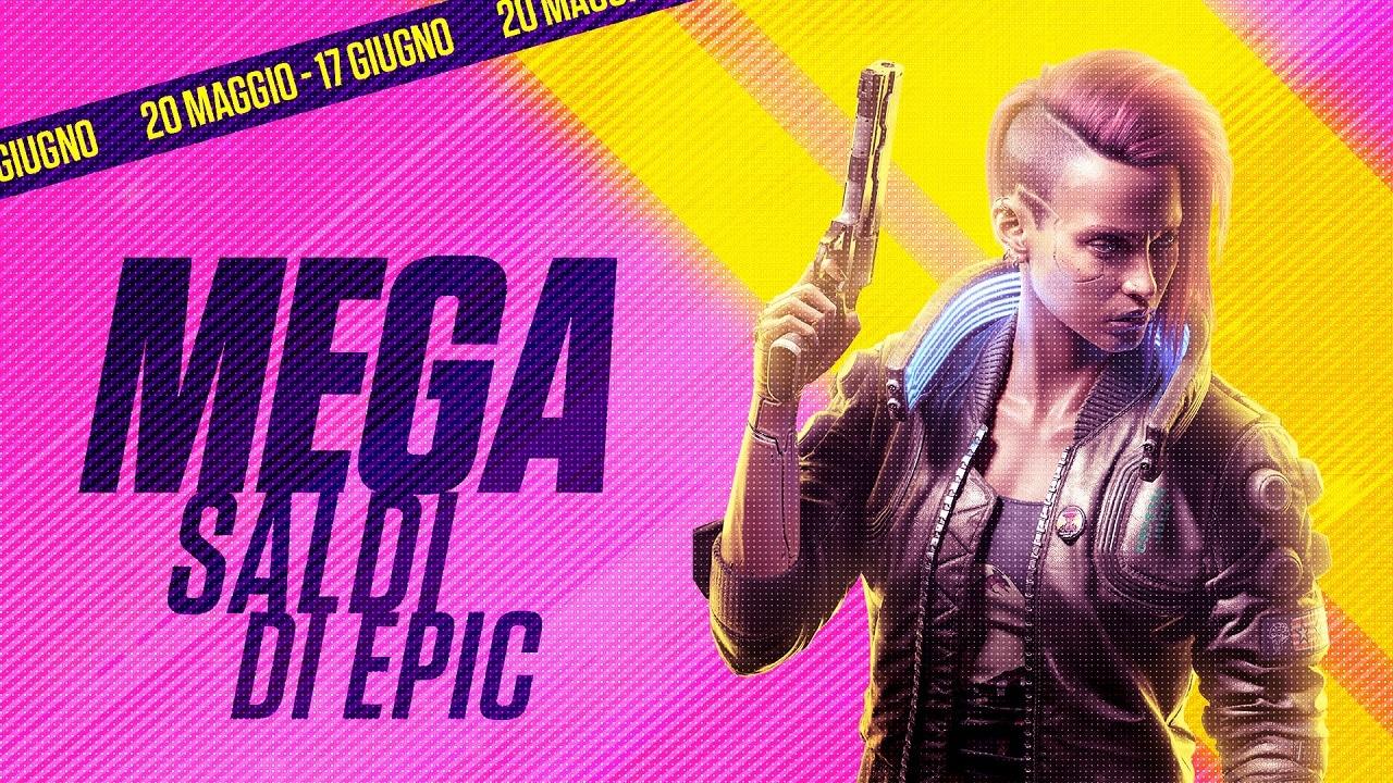 Iniziano i Mega Saldi dell'Epic Games Store, sconti fino al 75% thumbnail