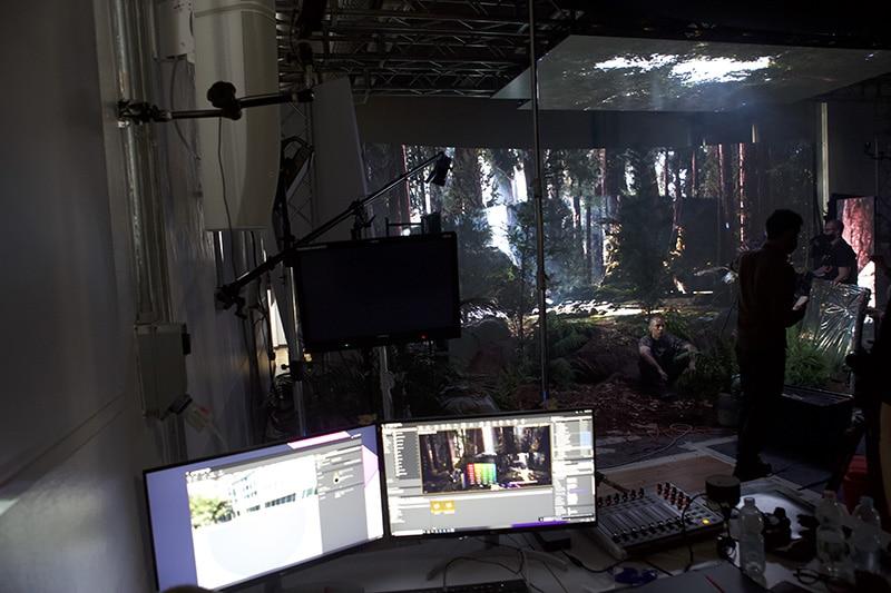 virtual production naba visita
