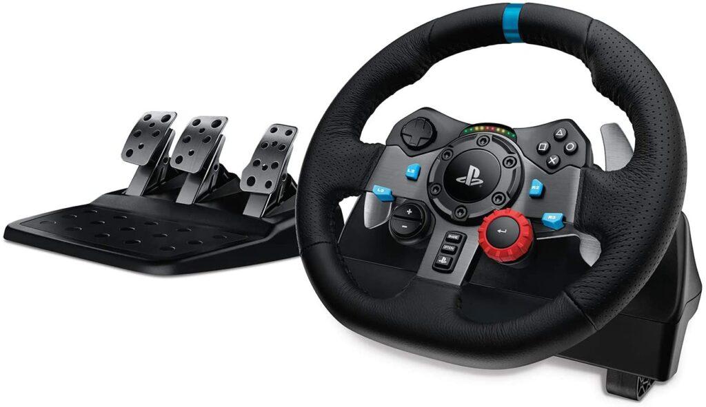 volante logitech gaming