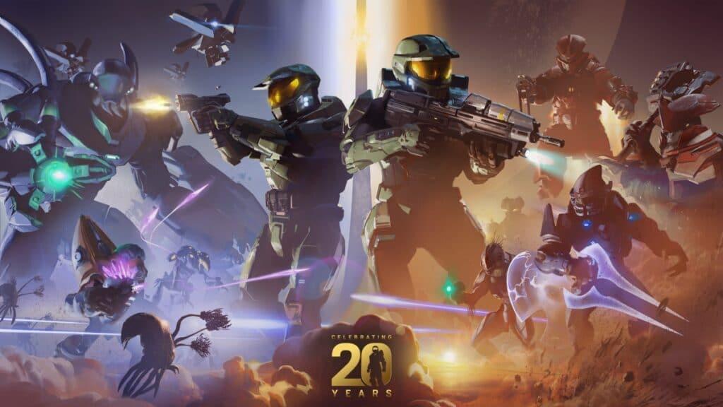 Xbox ventesimo anniversario