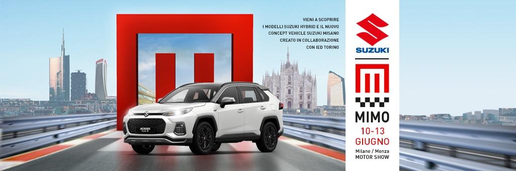 Suzuki al MIMO 2021: date e dettagli del Motorshow thumbnail