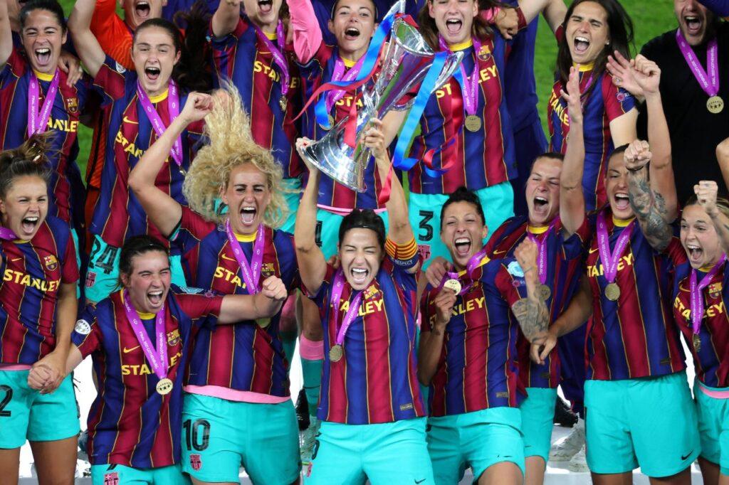 UEFA Champions League femminile YouTube