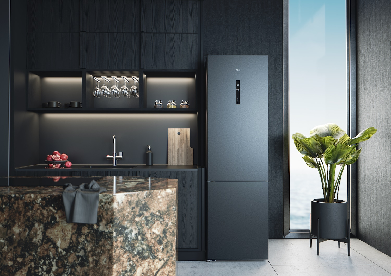 Nuovo frigocongelatore AEG con funzione Cooling 360° thumbnail