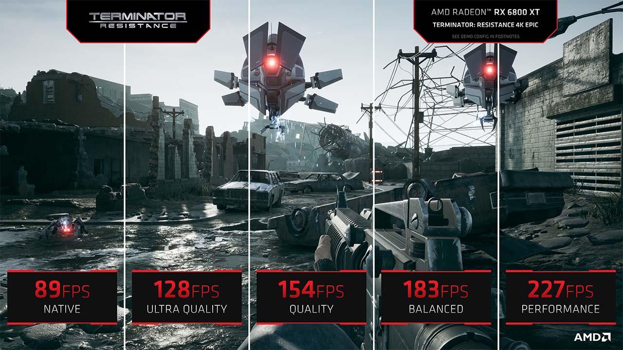 FidelityFX Super Resolution, quali GPU supportano la tecnologia thumbnail
