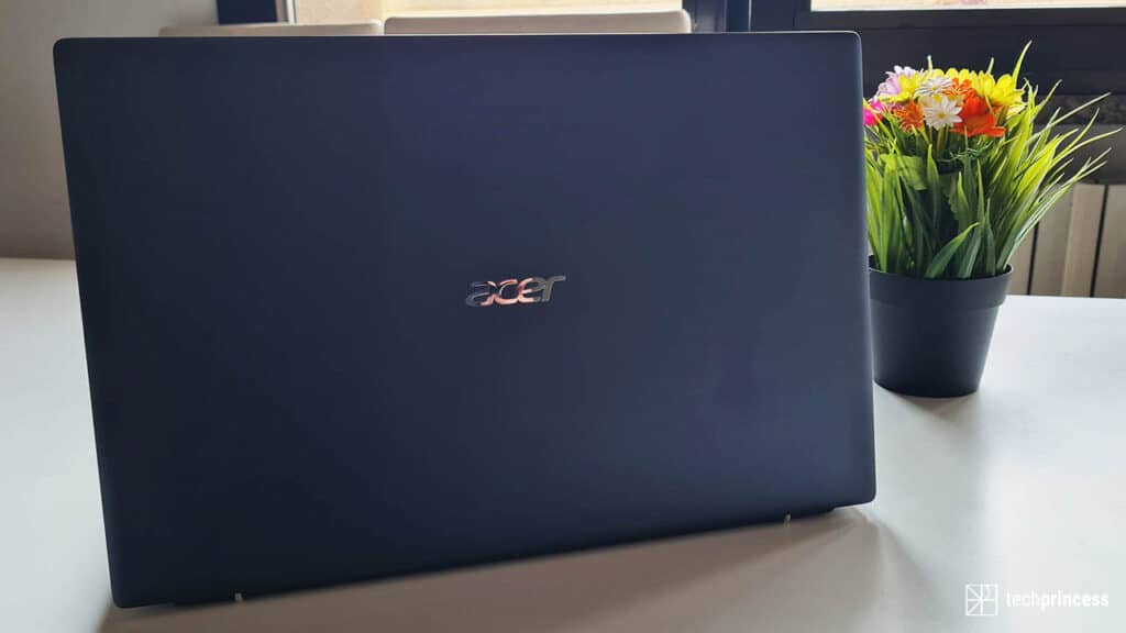 Acer Swift X anteprima