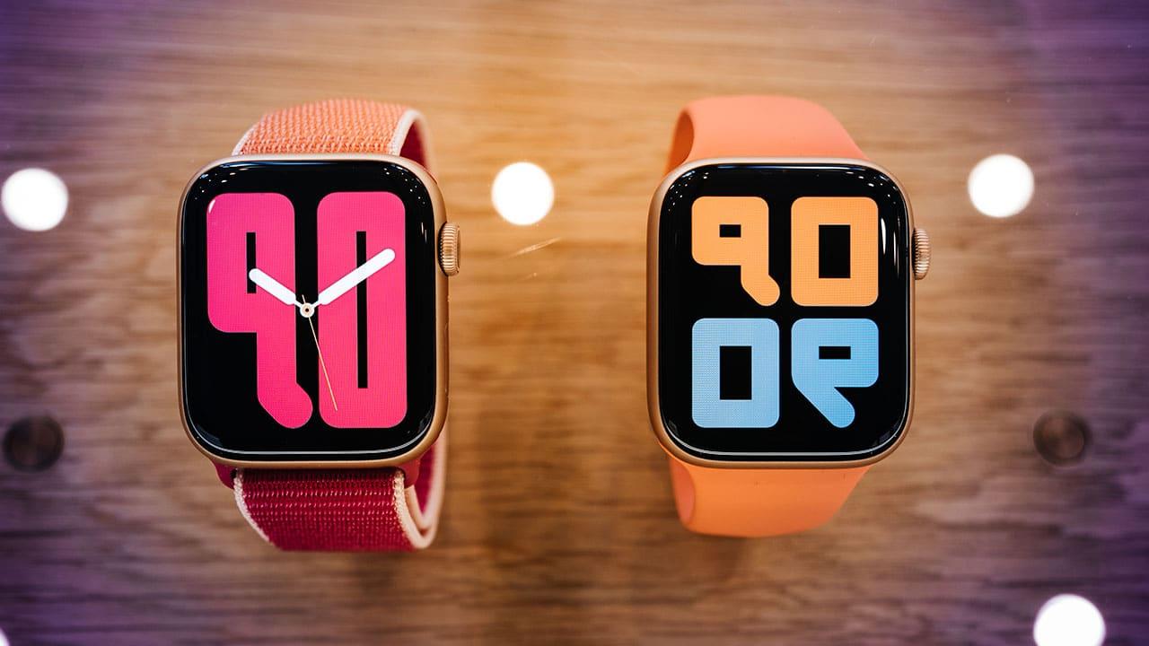 Nuovo design per Apple Watch 7? thumbnail