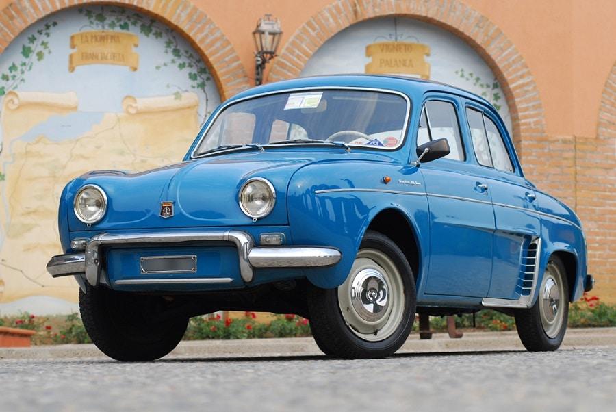 Auto su licenza Alfa Dauphone