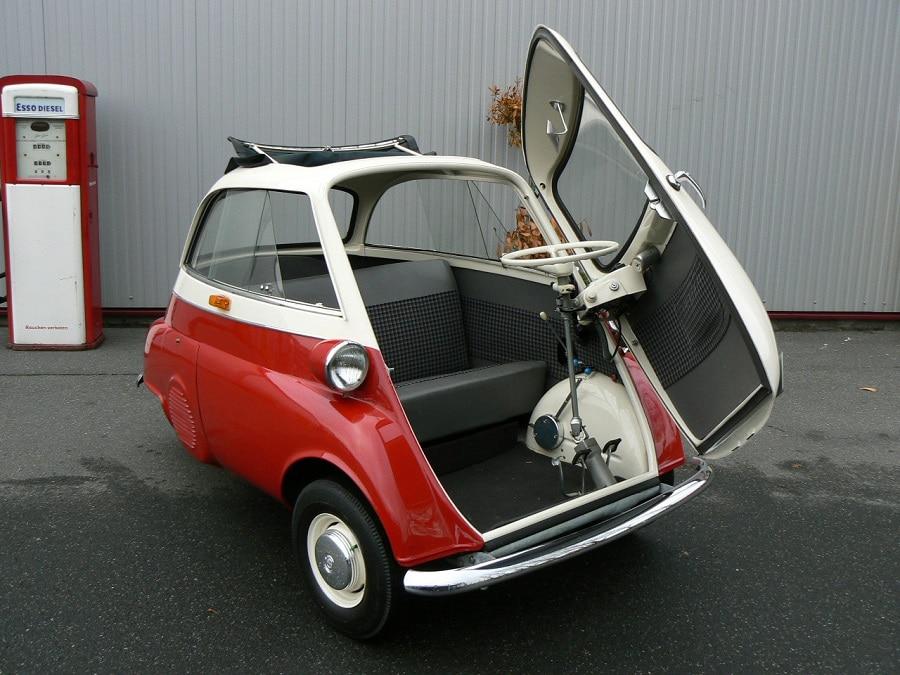Auto su licenza BMW Isetta