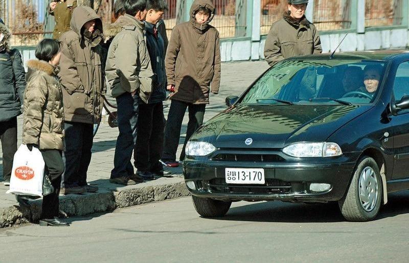 Auto su licenza FIAT Siena