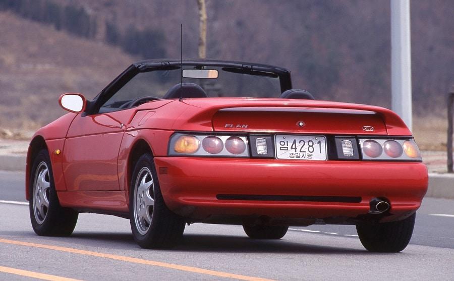 Auto su licenza KIA Elan