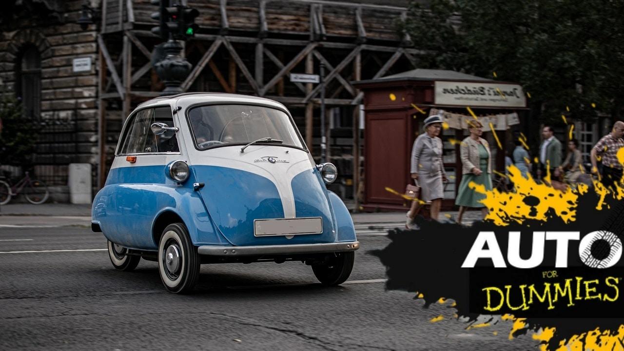 Le 5 auto prodotte su licenza più strane di sempre | Auto for Dummies thumbnail