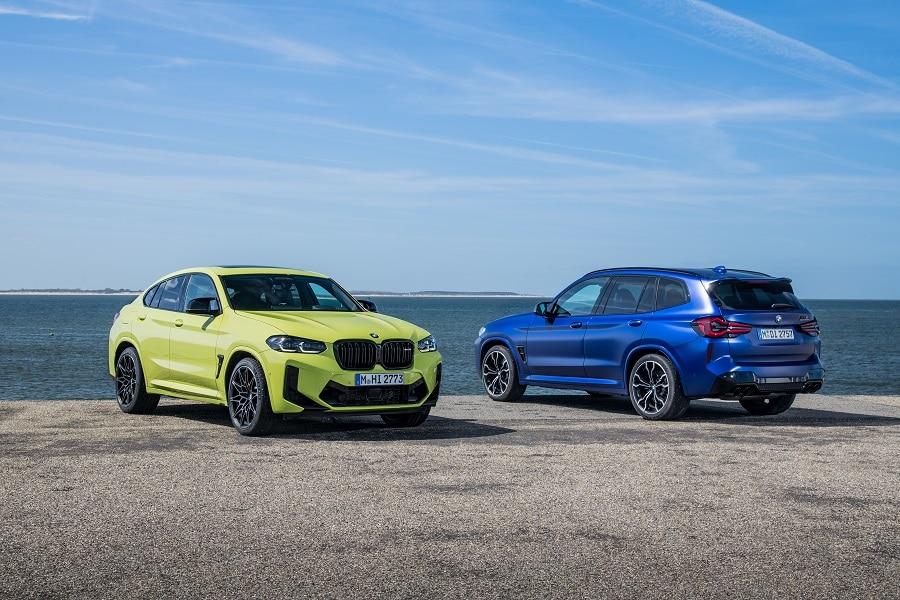 BMW X3 2021 M