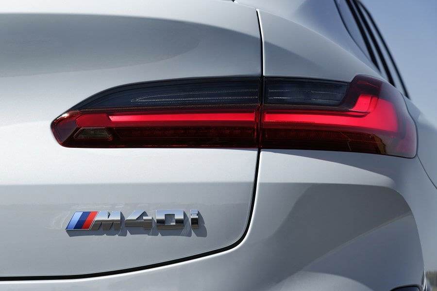 BMW X3 2021 M40i