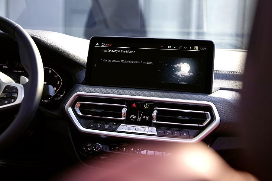 BMW X3 2021 iDrive